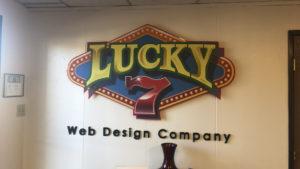Lucky 7 interior